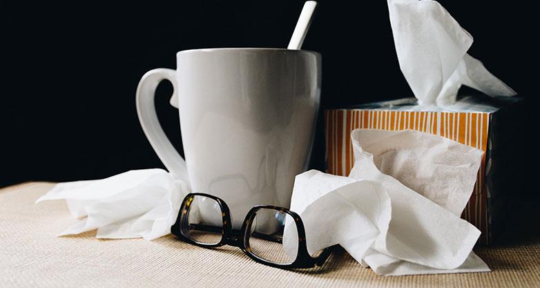 Tips hvis du har influensa