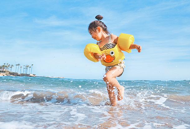 Barn på reise | reiseråd